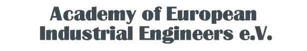 Academy of European Industrial Engineers e.V. (i.Gr.)